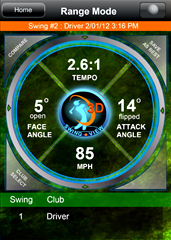 SwingSmart Golf Analyzer