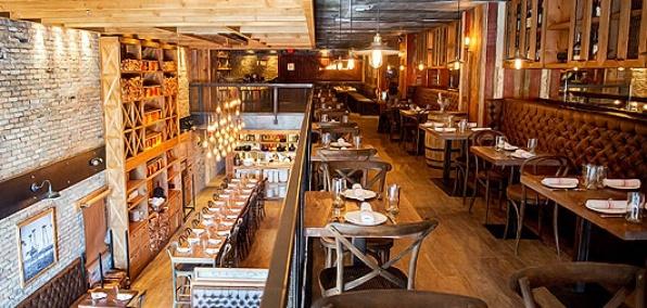 Swine Restaurant New York