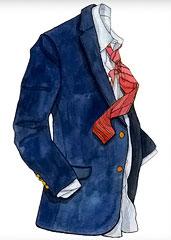 Custom Fashion Portraits by A Boston Blazer