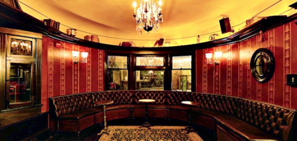 No Vacancy Los Angeles A Beautiful Hotel Bar From The