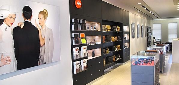Leica Store SoHo