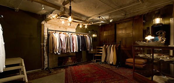 Lee Harkness Shirt Co.
