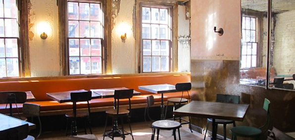Tiny's and the Bar Upstairs