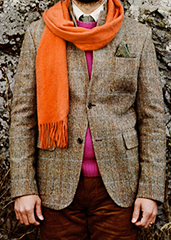 Harris Tweed for Unionmade