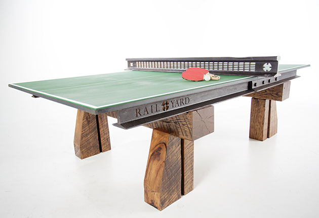 Click-Clack Table Tennis Table