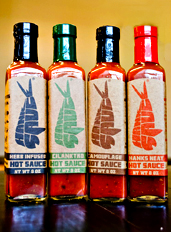 Hank Sauce | Hot Sauces. Good Ones. From New Jersey.