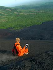 UD - Volcano Boarding