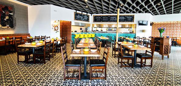 El Bolero Lobster Fajitas Tequila Design District