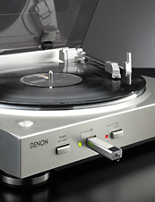 UrbanDaddy - Denon DP-200USB