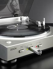 UrbanDaddy - Denon DP-200USB