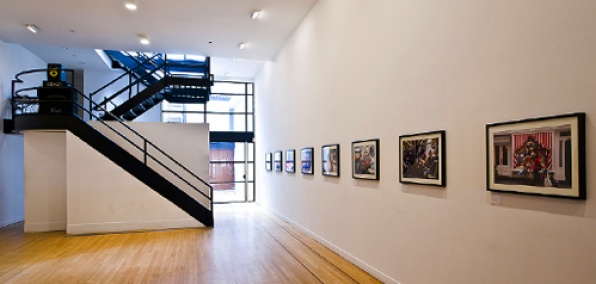 Nue York: Self Portraits of a Bare Urban Citizen