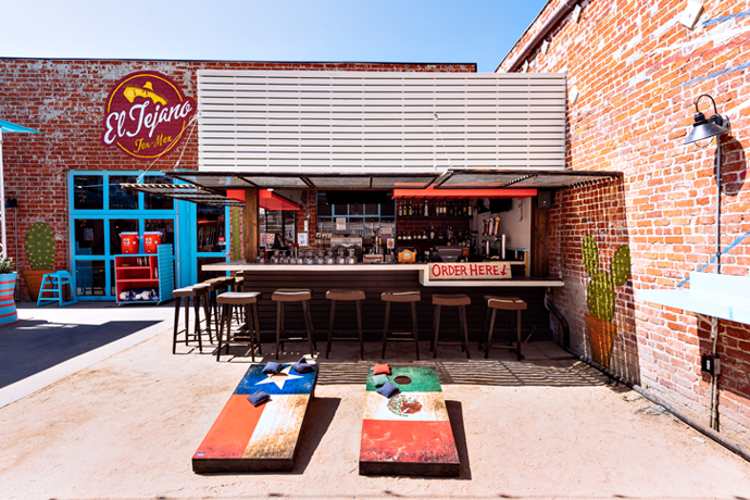 Texas: The Bar and Restaurant