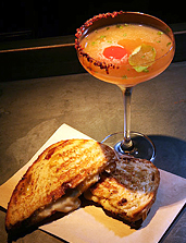 Grilled Cheese Martini