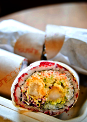 Sushirrito