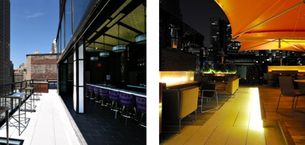 Spyglass and Roof at Park South