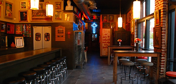 Sister Louisa's Church of the Living Room and Ping Pong Emporium
