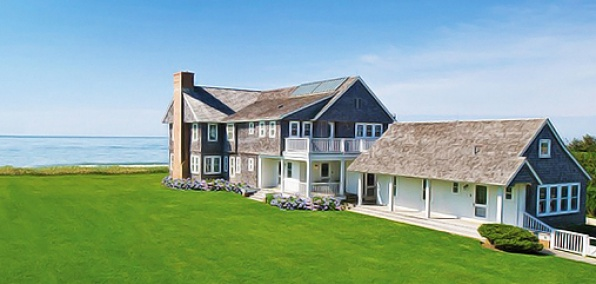 Billy Joel's Hamptons House