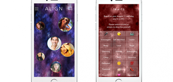 align dating astrology