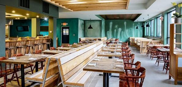 Loyal Nine Cambridge A Seafood Savior Rises In East