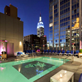 UD - Tuesdays at the Gansevoort Rooftop Pool