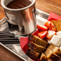UD - Fondue and Spiked Cocoa in a Ski Lodge