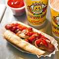 UD - Table 1, Papaya King