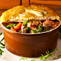 UD - The Lobster Pot Pie at Pearl Oyster Bar