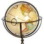 UD - Thanks for the Library Globe, David