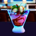 UD - Caprese Martini at Czar Ice Bar