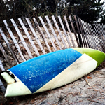 UD - A Custom Surfboard from Brooklyn