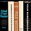 UD - Vintage Self-Help Books