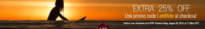 UD - Perks