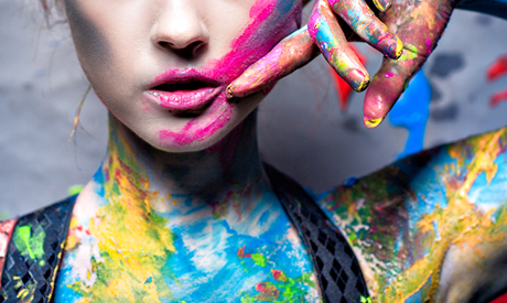 Love and Paint