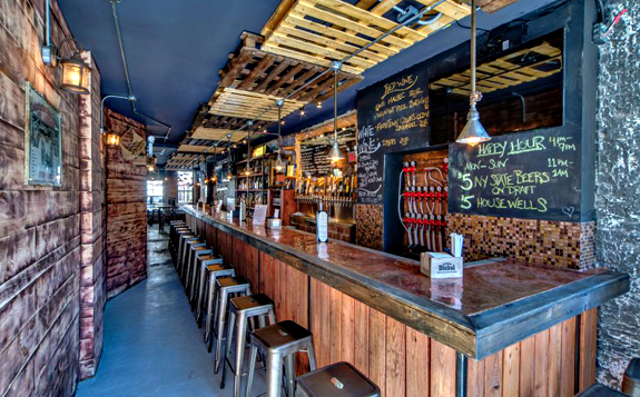 Located In The Hallway Wide Site Of A Former Pet Shop, The Copper Bar At  This Craft Beer Bar Cum Gastropub May Be Packed During Happy Hour, ...