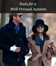 Tools for a Well-Dressed Autumn
