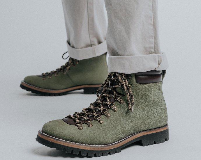 taft viking boots