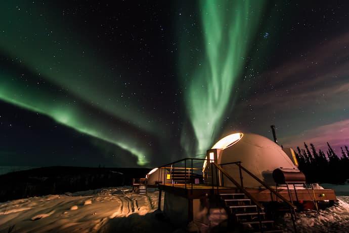 borealis basecamp alasksa