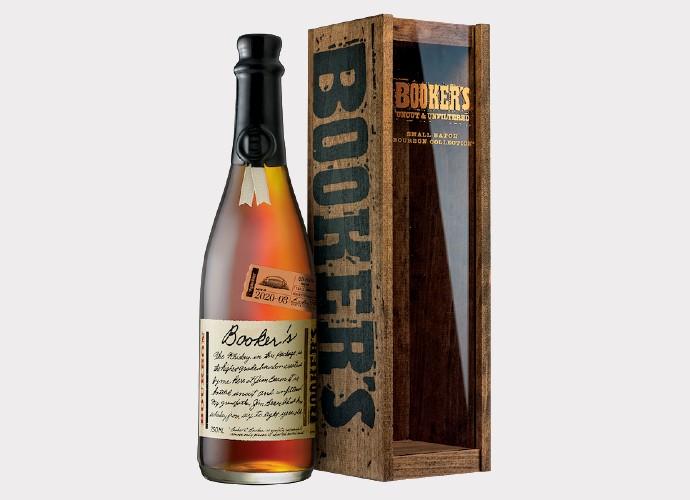 booker's pigskin batch bourbon