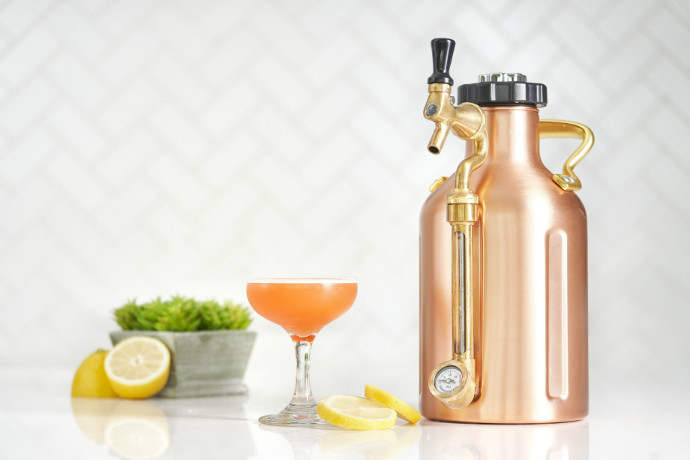 sourced craft cocktails