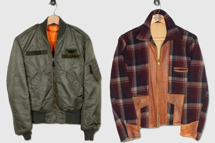 Ralph Lauren Vintage jackets