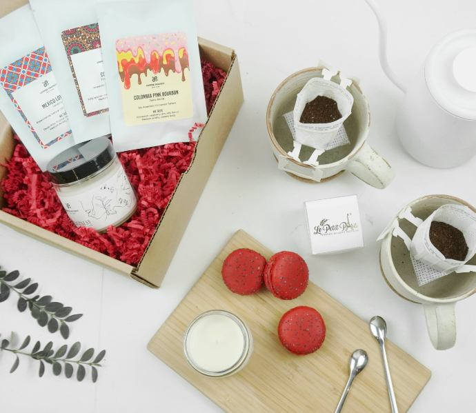 coffee project new york valentine's kit