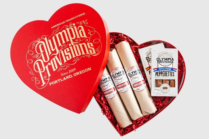olympia provisions valentine's day charcuterie box