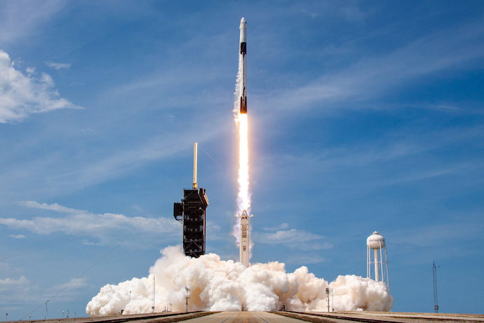 SpaceX Inspiration4 Launch