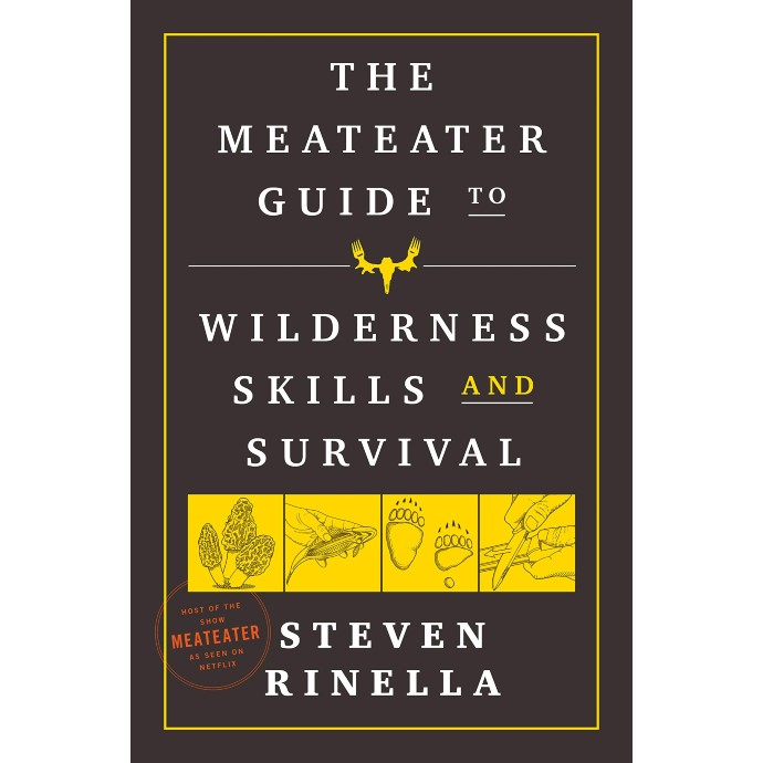 meateater book by steven rinella