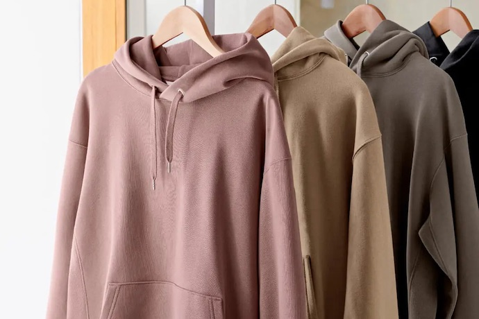 uniqlo u hoodies
