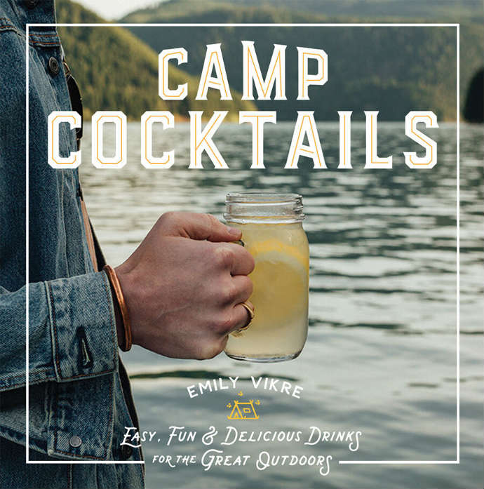 Camp Cocktails book
