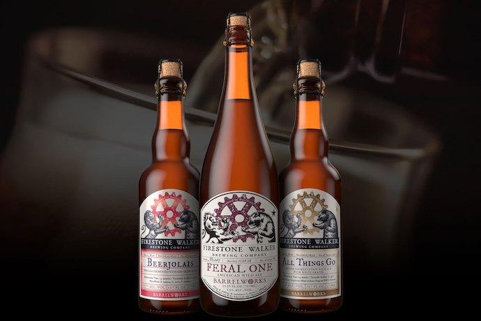 firestone walker brewmaster reserve feral collab