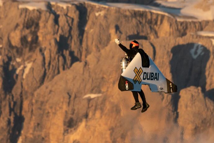 Jetman Jetwing