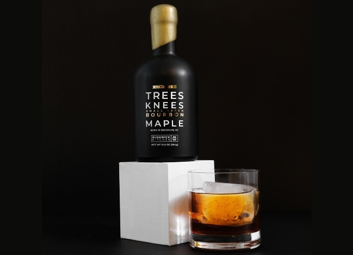 Bushwick Kitchen bourbon maple syrup