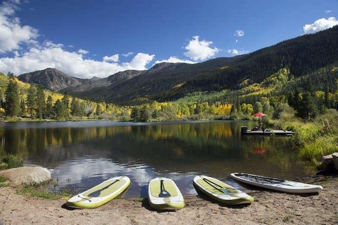 Dunbar Ranch private lake